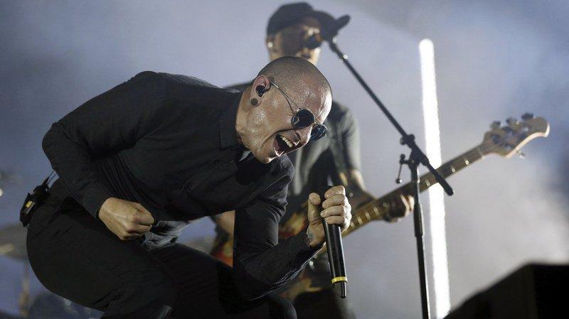 Musique: Chester Bennington, le chanteur du groupe de metal Linkin Park, est mort