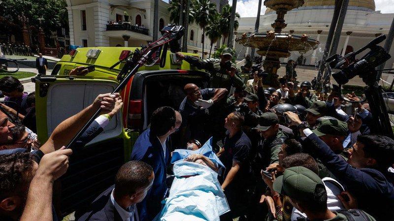 Venezuela: députés libérés après 9h de séquestration