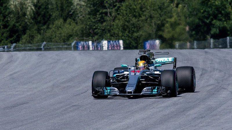 Bottas obtient la pole en Autriche: Stroll 18e