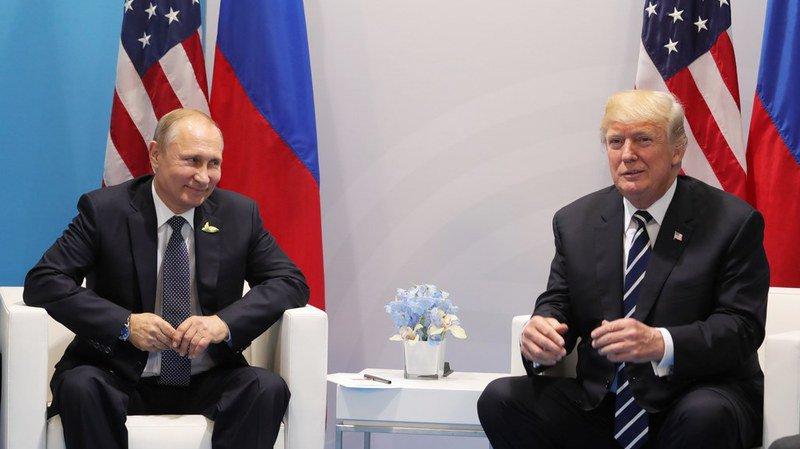 Etats-Unis: Trump souhaite une relation constructive avec la Russie