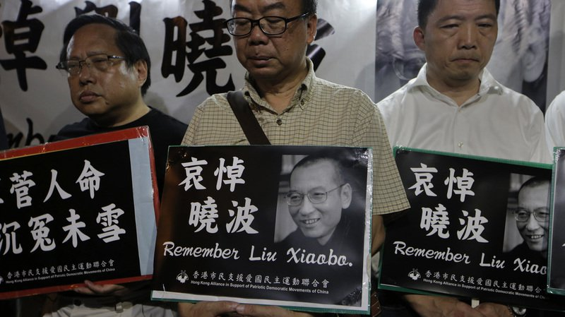 Lourde responsabilité de la Chine dans la mort de Liu Xiaobo, prix Nobel de la paix 2010