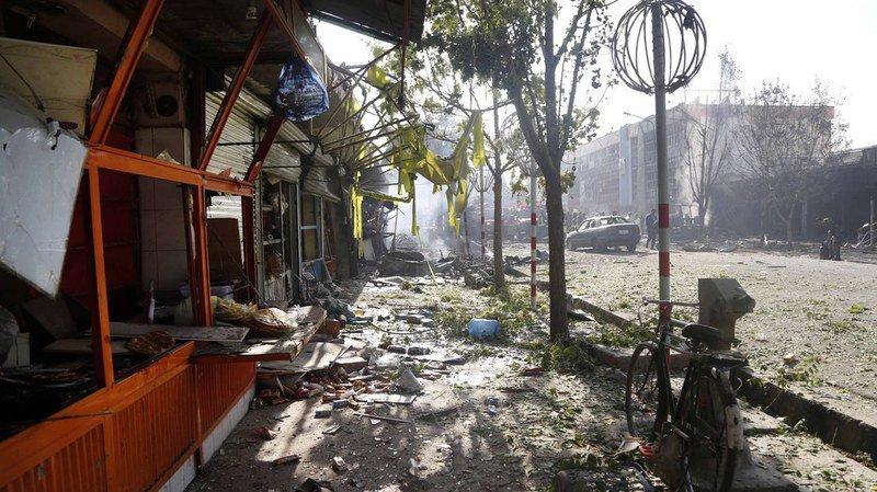 Afghanistan : une voiture piégée explose à Kaboul, au moins 24 morts
