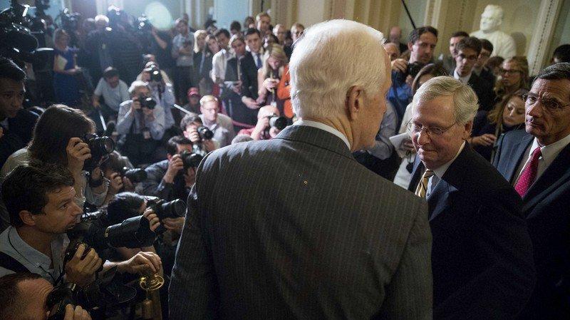 États-Unis: le Sénat refuse d'abroger même partiellement l'Obamacare