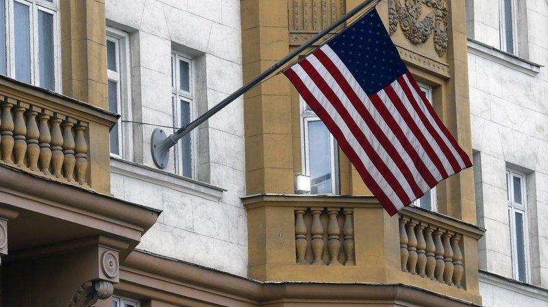 Etats-Unis: l'ambassade de Moscou perd deux bâtiments