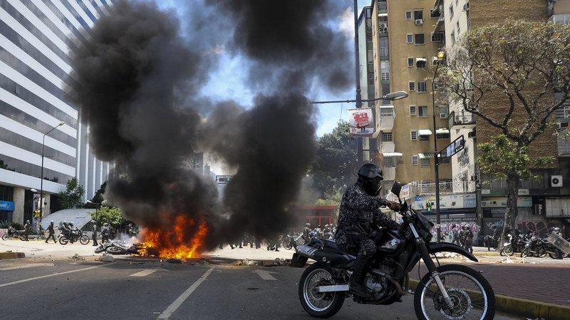 Venezuela: Washington promet de prendre des mesures fortes contre l'autoritarisme