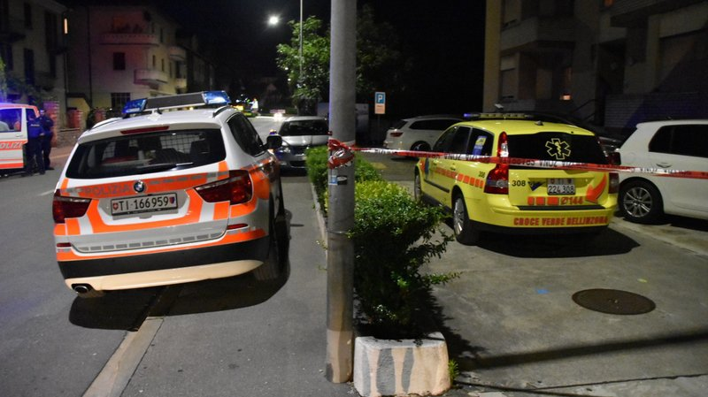 Bellinzone: une jeune réfugiée décède après une chute du 6e étage, son compagnon arrêté