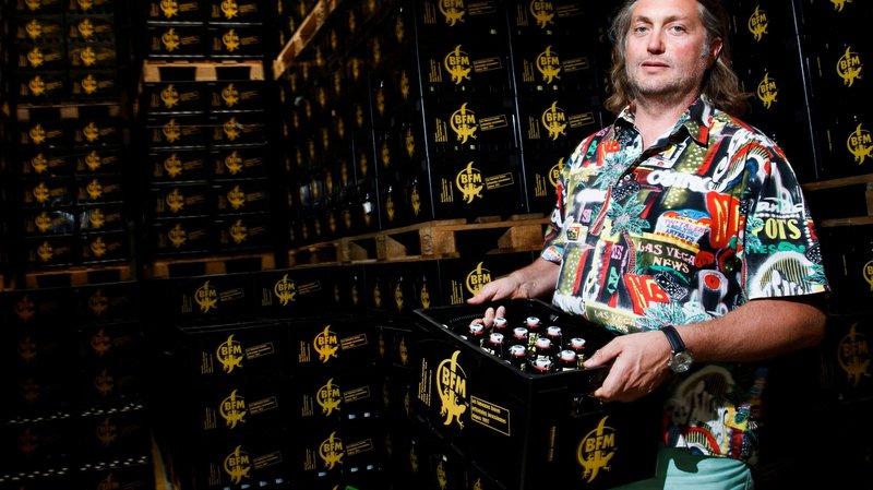 BFM et ses bières spéciales célèbrent leurs vingt ans