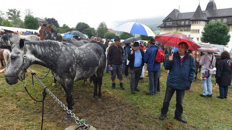 La Foire de Chaindon fait officiellement partie des traditions vivantes suisses.