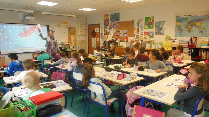 Près de 20'000 élèves pour la rentrée de l'école obligatoire neuchâteloise