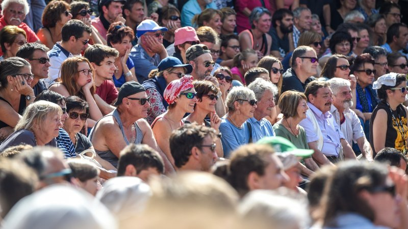 La Plage des Six Pompes a attiré plus de 100'000 visiteurs pour ses 25 ans