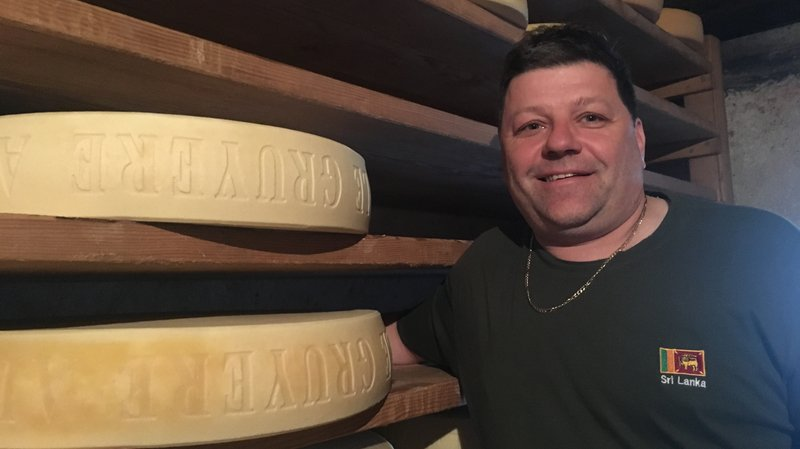 Virées en métairie: A Bois-Raiguel, du fromage à la gentiane, tout est fait maison