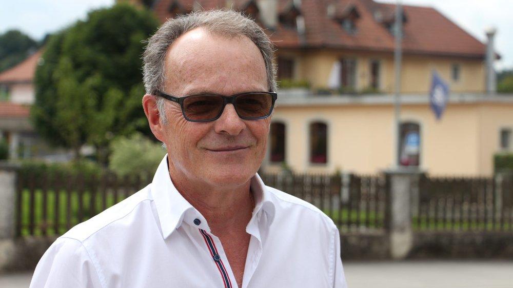 Claude Kilcher est pour l'instant le seul candidat déclaré à la mairie.