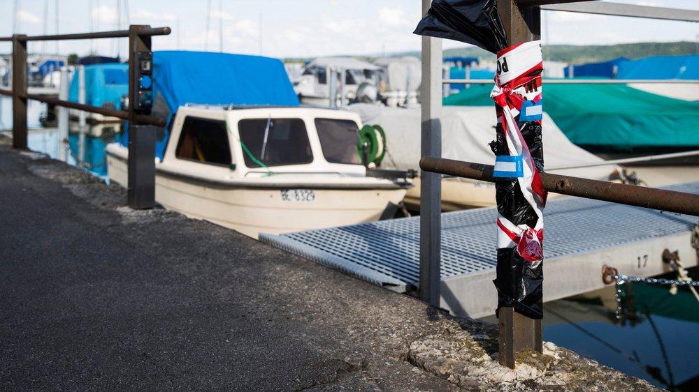 Une défectuosité au niveau d'un câble de l'installation électrique du port avait causé la mort de deux femmes et un chien le 15mai dernier