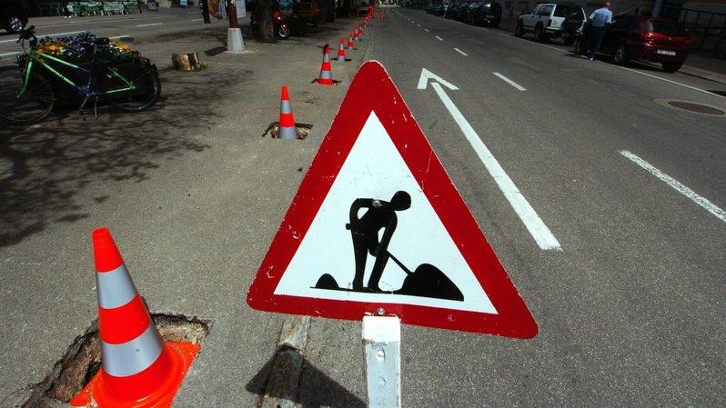 Neuchâtel: la bretelle de Prébarreau sera fermée ce dimanche