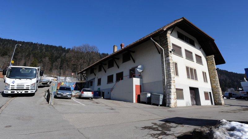 Le centre d'accueil de requérants d'asile de Fontainemelon va fermer