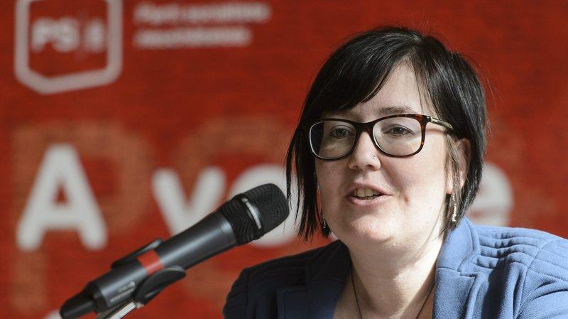 La Neuchâteloise Martine Docourt élue coprésidente des Femmes socialistes suisses