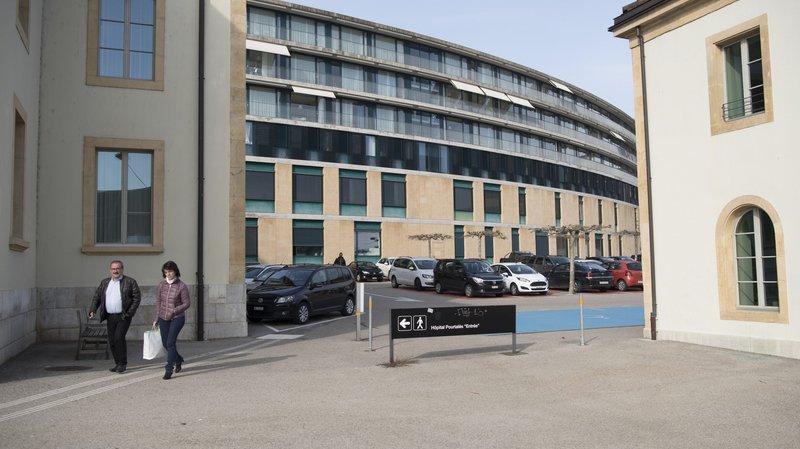 Conseil de l'hôpital nommé pour l'Hôpital neuchâtelois