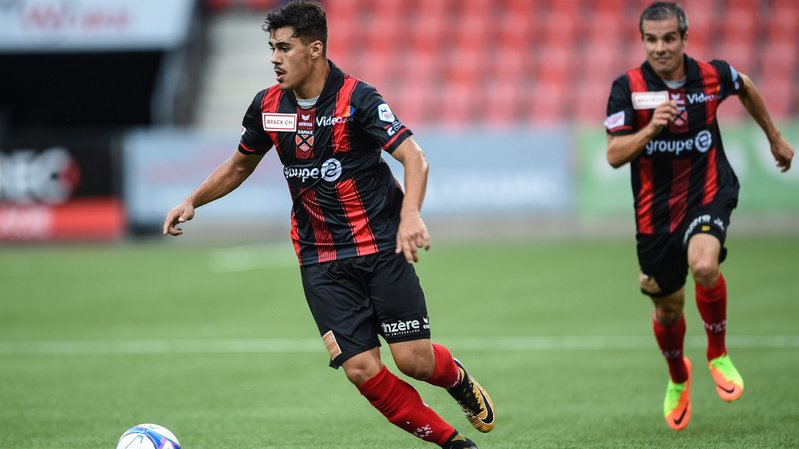 Pedro Teixeira quitte Xamax pour rejoindre Young Boys
