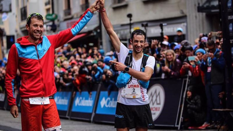 Ultra Trail du Mont-Blanc: la légende Kilian Jornet battue par le Français François d'Haene