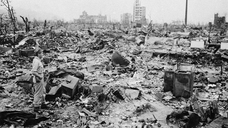Japon: il y a 72 ans, Hiroshima était frappée par une bombe nucléaire