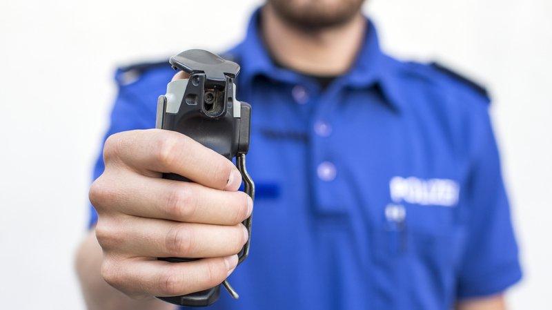 Yverdon-les-Bains: les policiers dispersent une bagarre générale avec un méga spray au poivre