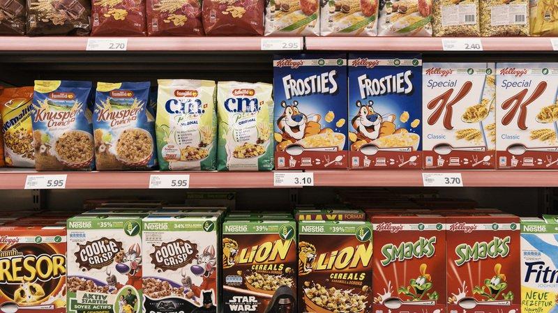 Santé: les Suisses auront bientôt des petits-déjeuners moins sucrés