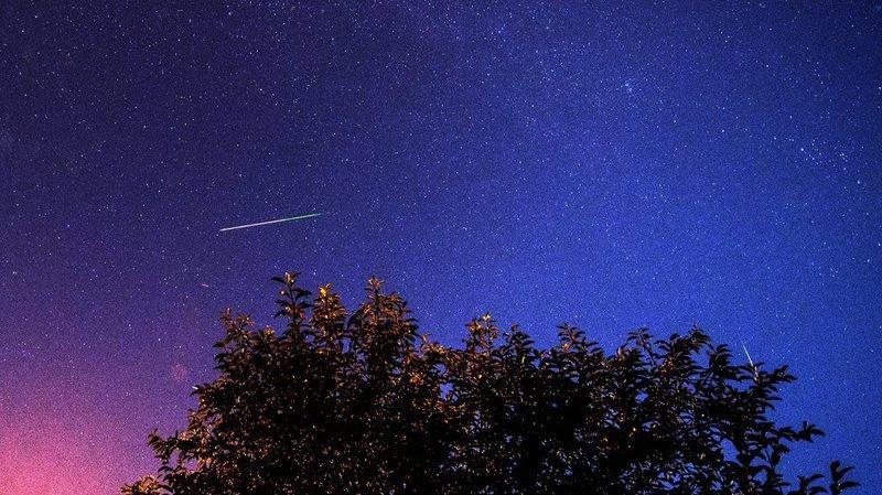 Astronomie: une pluie de météores illuminera le ciel du 11 au 13 août
