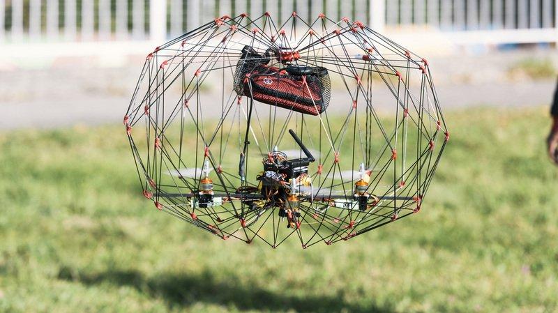 Drone Days: courses et démonstrations de drones à l'EPFL