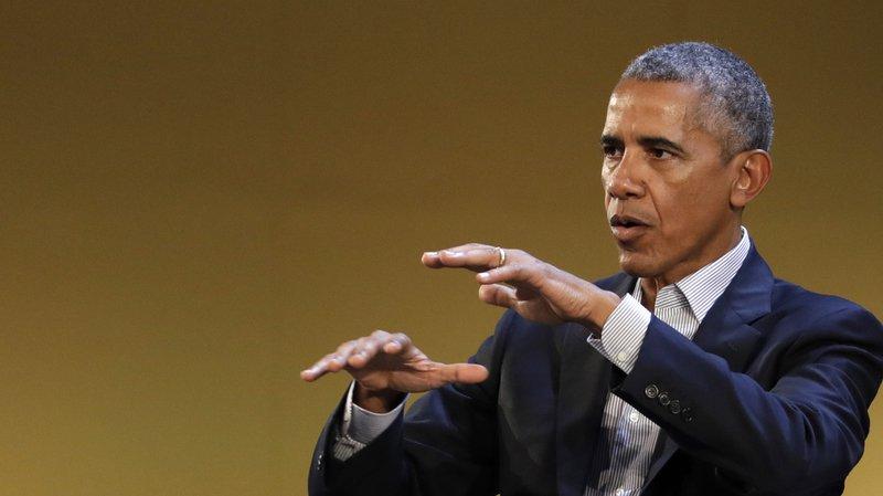 Charlottesville: le tweet de Barack Obama citant Mandela est devenu le plus «liké» de l'histoire
