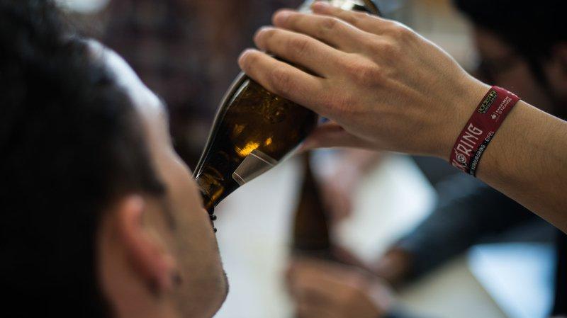 Alcool: les hospitalisations pour intoxication à l'alcool sont en baisse