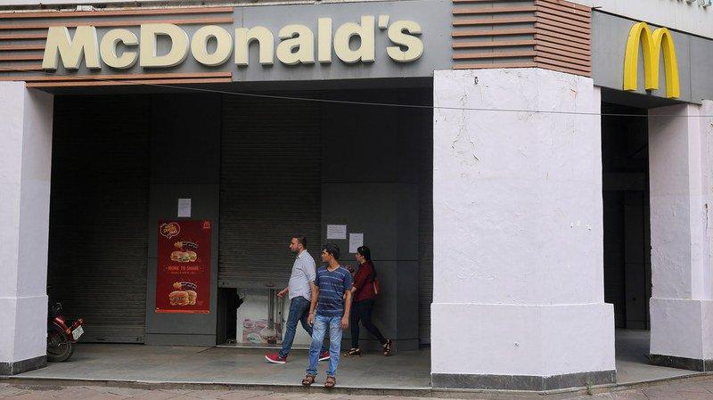 McDonald's ferme 169 de ses restaurants en Inde