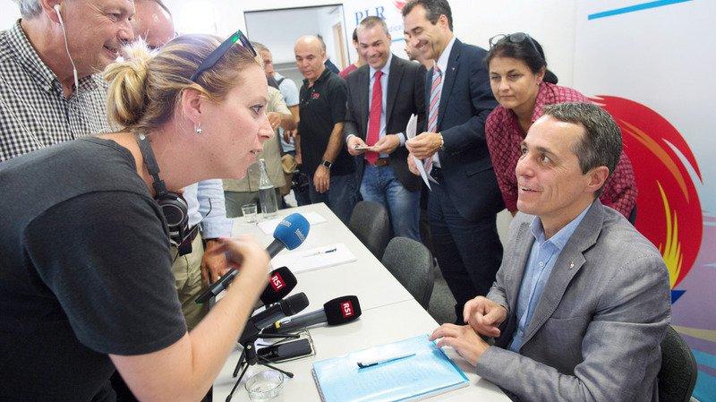 Succession de Burkhalter: qui a les meilleures chances parmi les candidats?