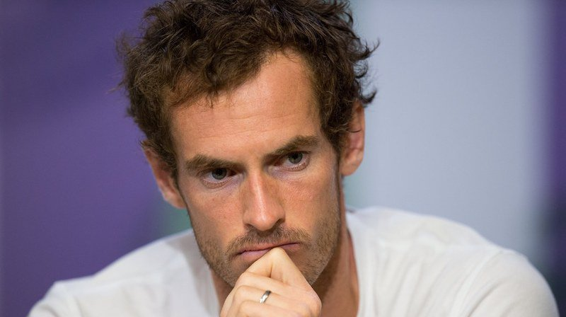 Le n° 2 mondial Andy Murray ne disputera pas l'US Open