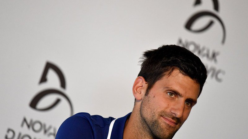 Carnet rose: Novak Djokovic est papa d'une petite fille prénommée Tara