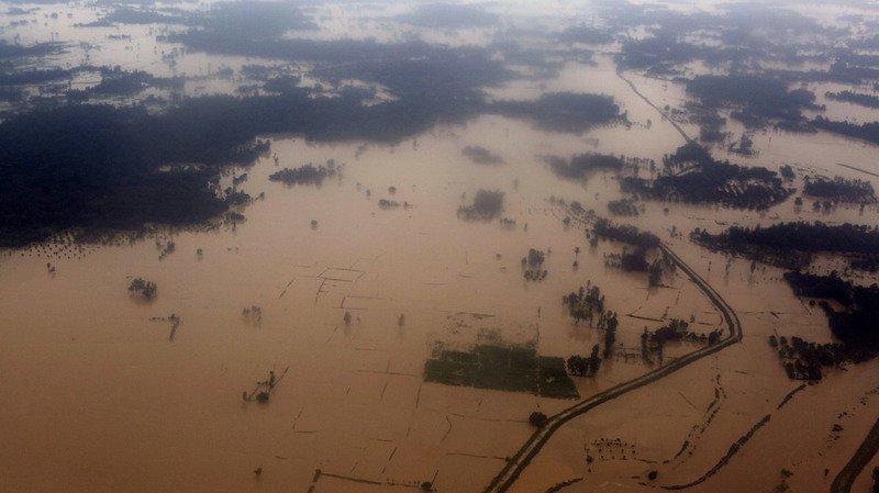 Les inondations ont été particulièrement meurtrières cette année.