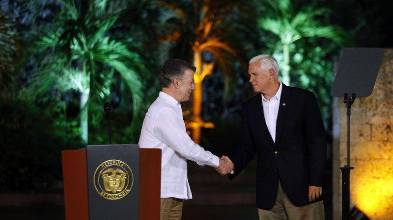 La Colombie opposée à une intervention militaire américaine au Venezuela