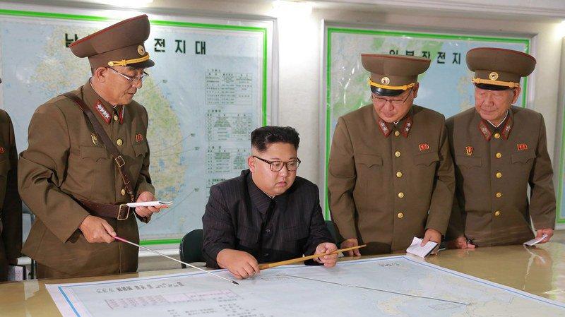 Péninsule coréenne: Kim Jong-un ordonne de produire plus de moteurs de fusée et d'ogives d'ICBM