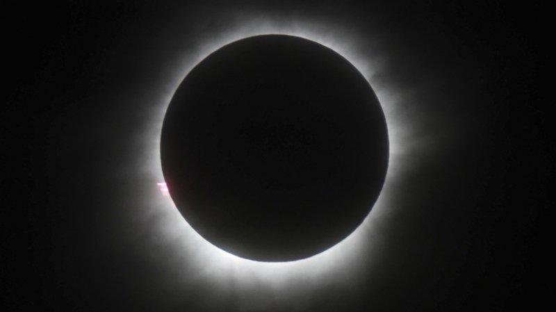 Éclipse solaire totale aux États-Unis: comment admirer le phénomène depuis la Suisse?