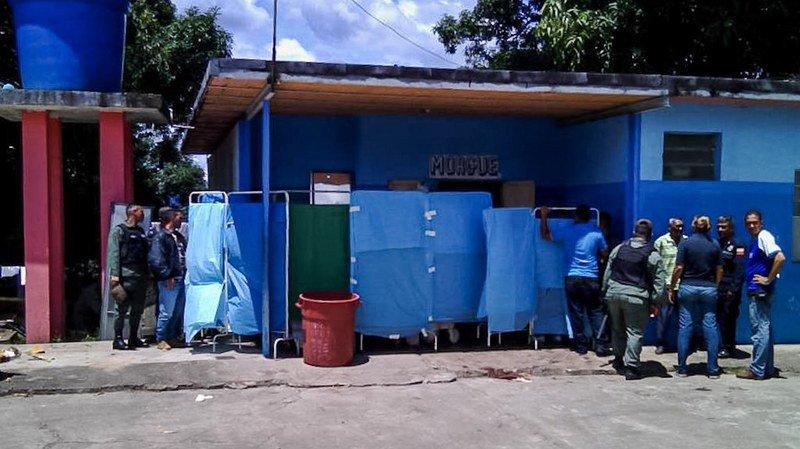 Venezuela: au moins 37 morts lors d'une mutinerie dans une prison