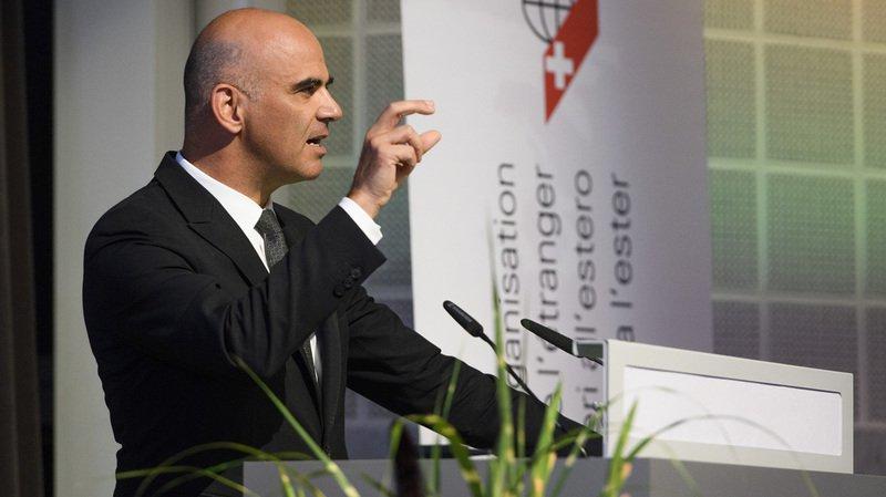 Alain Berset ouvre le Congrès des Suisses de l'étranger