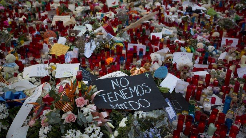 Attentat de Barcelone: le bilan s'alourdit à 15 morts