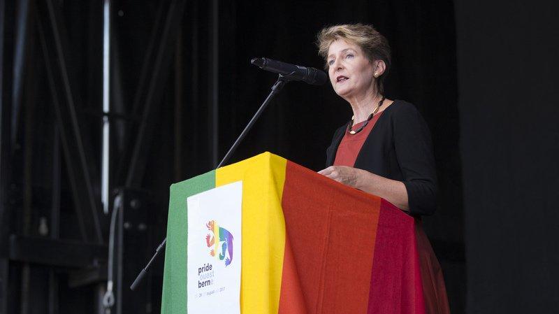 Pride romande: des milliers de personnes ont défilé à Berne
