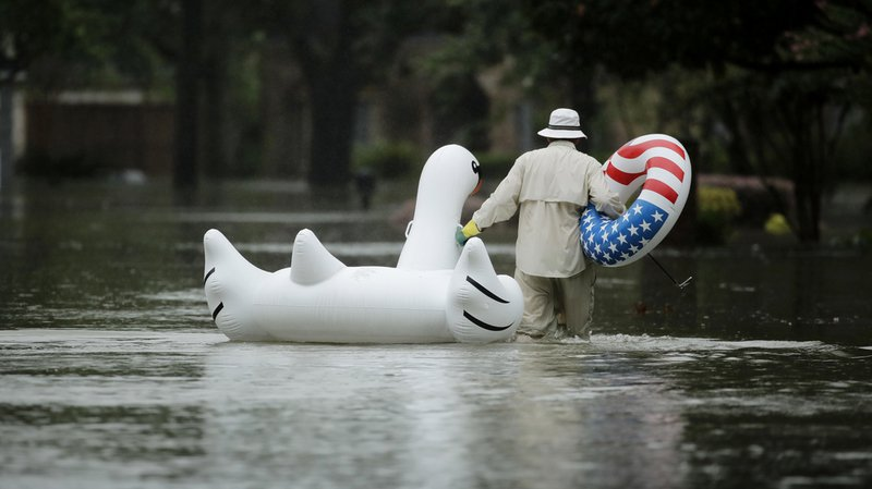 Tempête Harvey: l'eau ne cesse de monter au Texas
