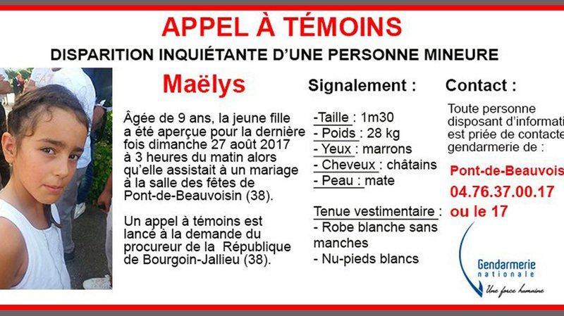 """Disparition de Maelys: les habitants de la région se mobilisent pour une """"battue citoyenne"""""""