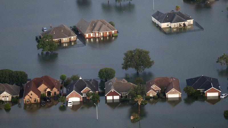 Ouragan Harvey: près de 8 milliards d'aide d'urgence débloqués