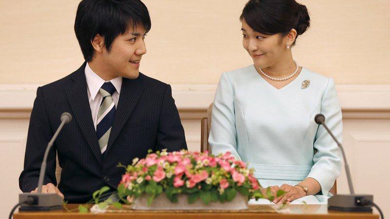 Japon: la princesse Mako, petite fille de l'empereur, annonce ses fiançailles avec un roturier
