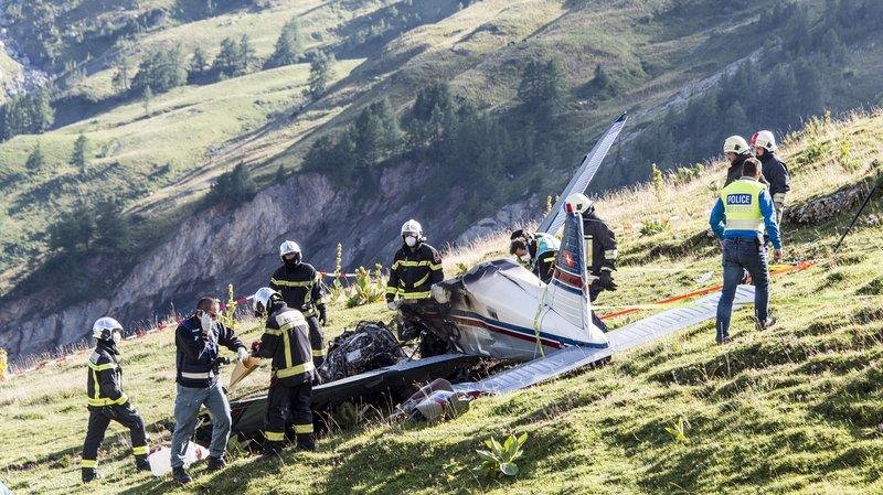 Aucun survivant dans le crash d'un petit avion biennois