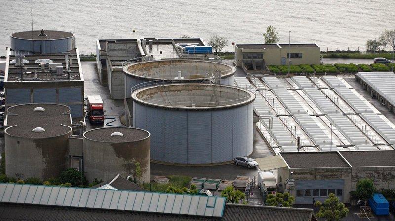 Les eaux usées de Cudrefin refusées à la step de Neuchâtel
