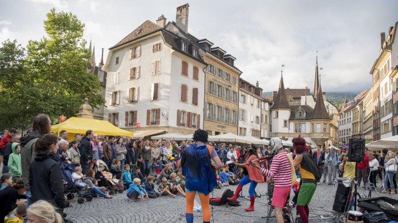 Buskers Festival: une vingtaine de groupes s'empareront des rues de Neuchâtel