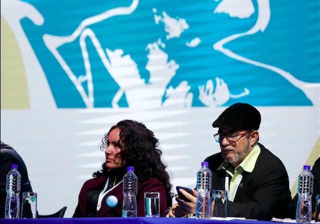 Colombie: les Farcs abandonnent les armes au profit de la lutte politique